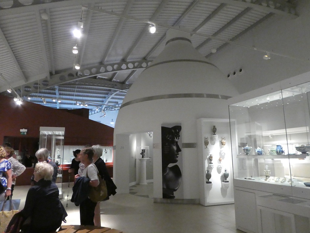 The Wedgwood Collection interior