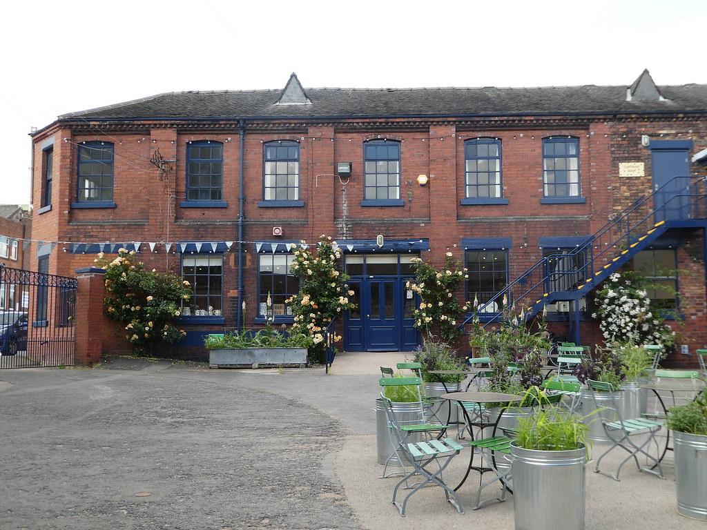 Emma Bridgewater Factory, Hanley
