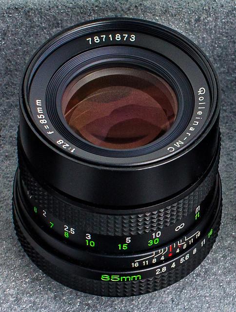Rollei Rolleinar MC 2.8/85 mm