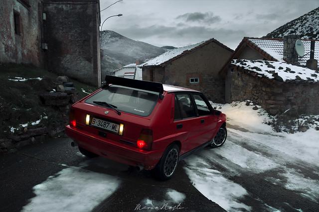 Lancia Delta Integrale - Pajares