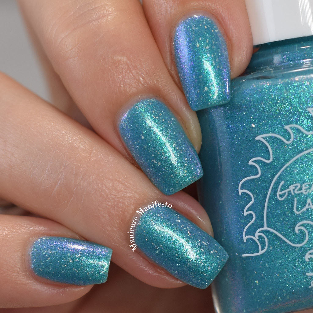 Great Lakes Lacquer Mystery #10
