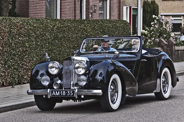 Triumph 2000 Roadster 1949 (7295)