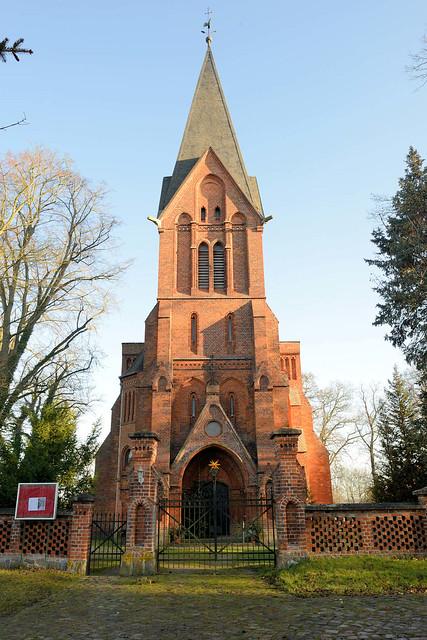 7152 Polchow liegt im Landkreis Rostock in Mecklenburg-Vorpommern.