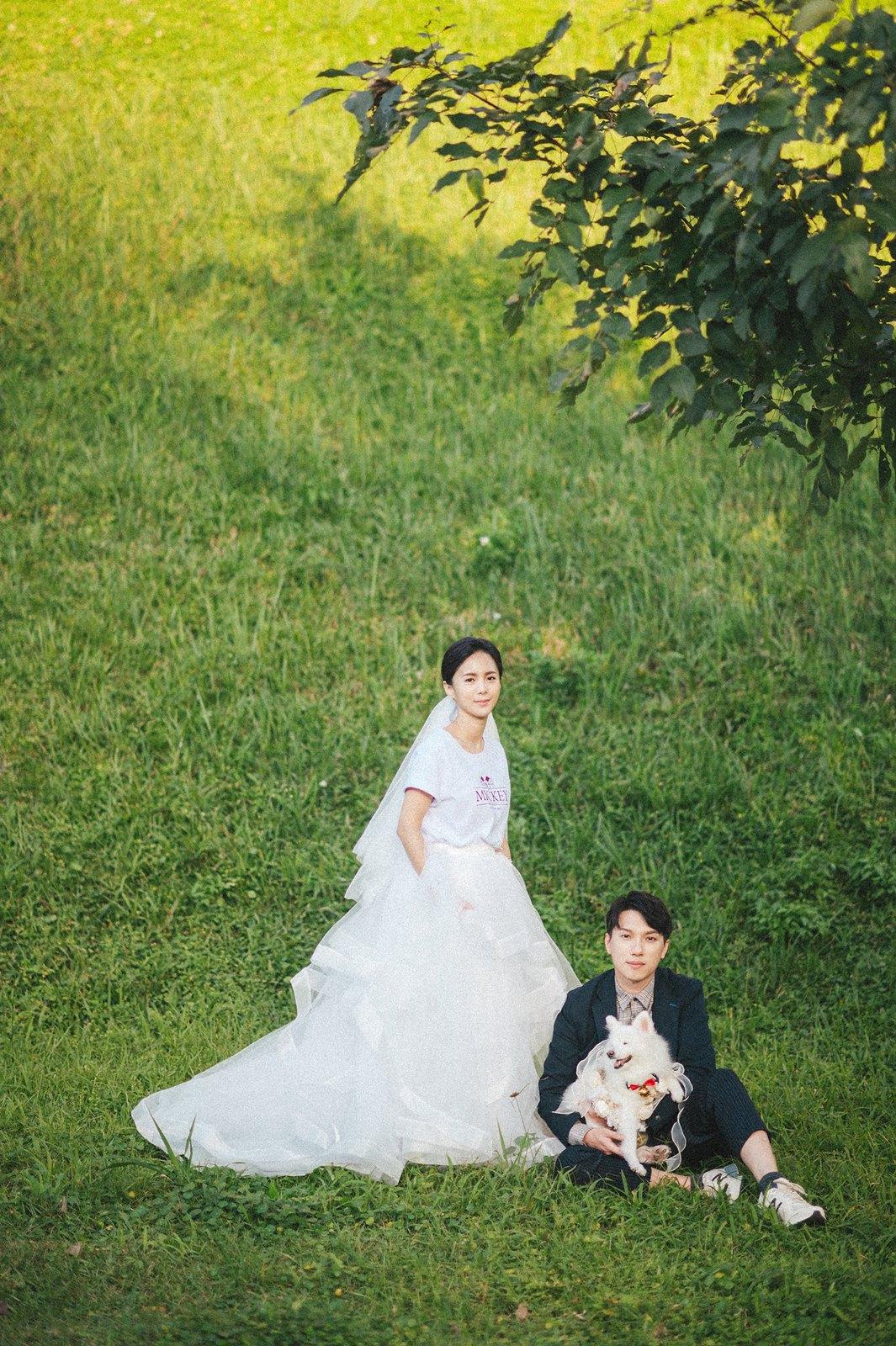 【輕婚紗】Dian & Wade / 婚紗意象 / 輕寫真