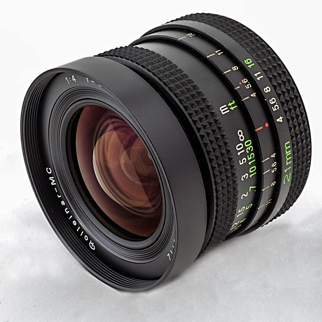 Rollei Rolleinar MC 4/ 21 mm Ser.-No.7900112