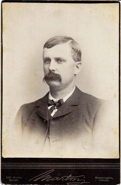Moustache In Bloomington, Illinois