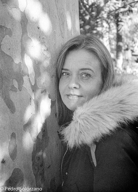 Raquel Portrait