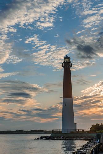 barnegat barnegatlighthouse newjersey jerseyshore sunrise