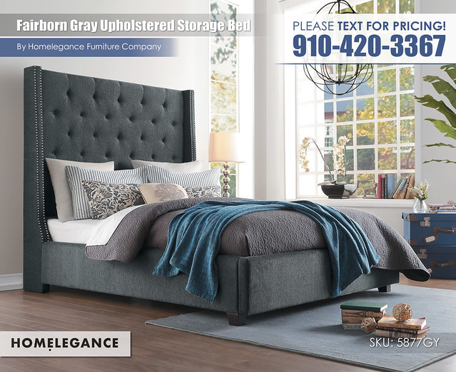 Fairborn Gray Upholstered Storage Bed_5877GY