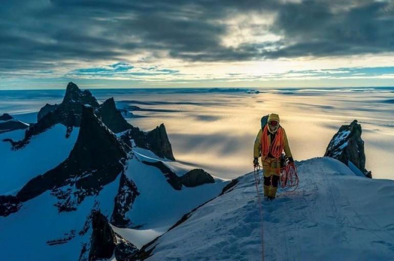 Libor Dušek o historii lyžování