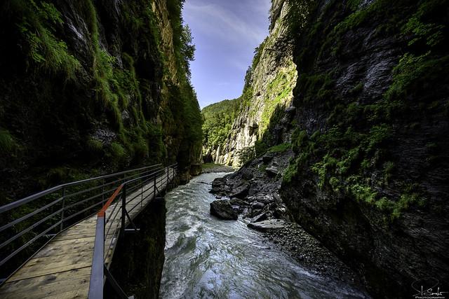 Aareschlucht - Bern - Switzerland