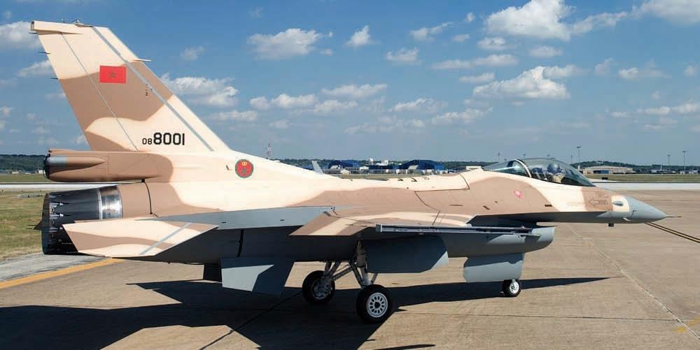 Moroccan F-16 Atlas Falcon / RMAF F16 block 52+ - Page 31 50903416406_6f46992433_o_d