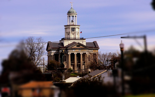 "Old Warren County Court House | by Donald ""Fauntleroy"""