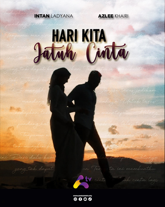 HARI KITA JATUH CINTA (AWESOME TV)