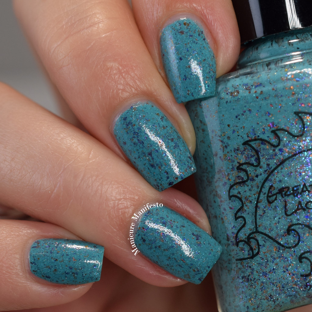 Great Lakes Lacquer Great Flakes, Great Times