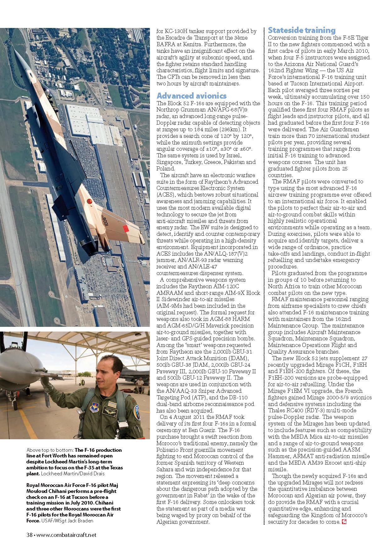 Moroccan F-16 Atlas Falcon / RMAF F16 block 52+ - Page 31 50903540097_7bde11a72b_o_d