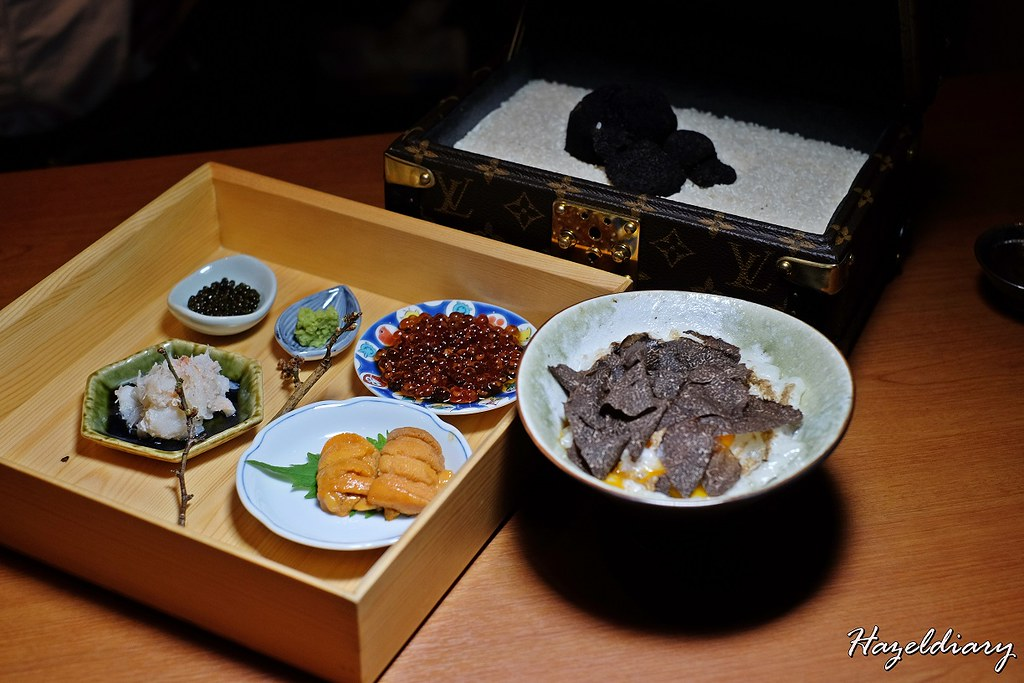 Rockon Tokyo-Rock on!Treasure Box Black Truffle