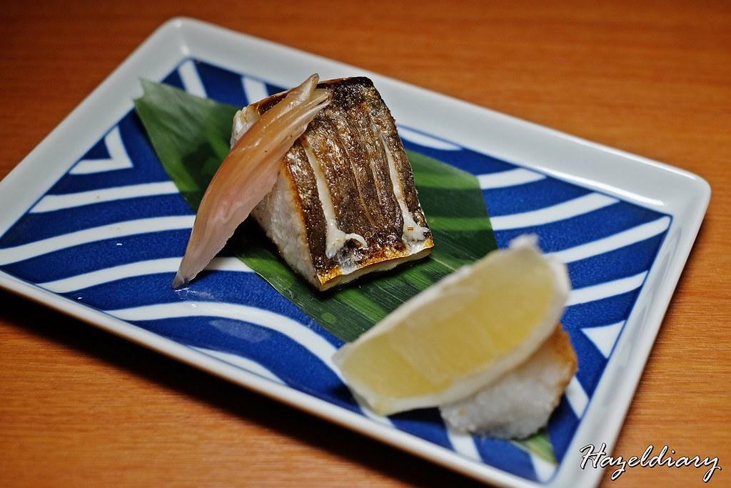 Rockon Tokyo-Charcoal-grilled Spanish Mackerel