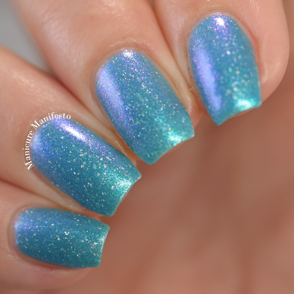 Great Lakes Lacquer Mystery #10 review