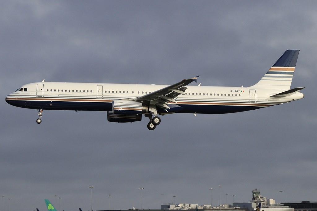 Avolon / Airbus A321-231 / EI-GTZ / EIDW
