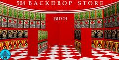 (504) Bitch in Market