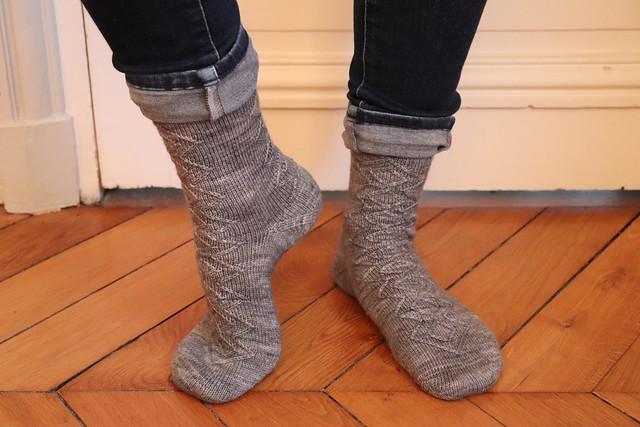 1 - Les chaussettes de Remus Lupin