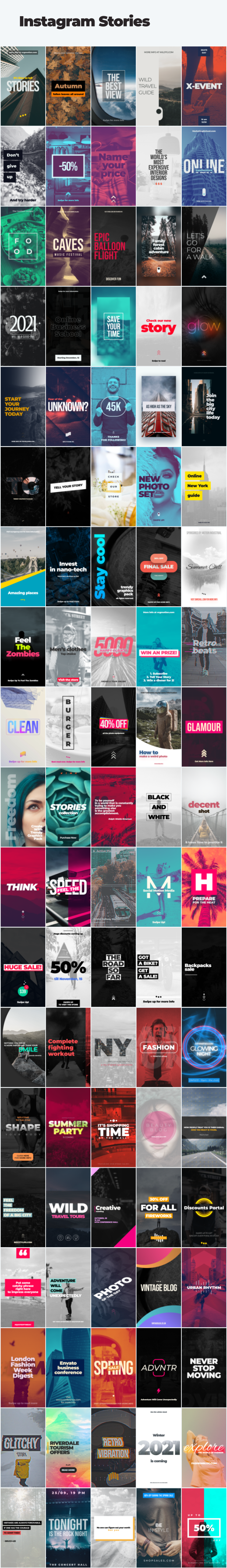 Motion Graphics Pack - 6