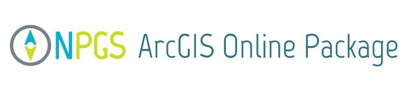 ArcGIS Online Package