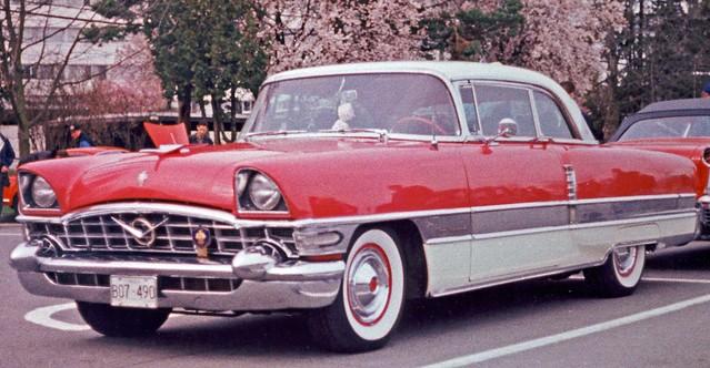 1956 Packard Four Hundred 2-door hardtop