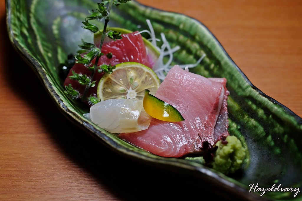 Rockon Tokyo-Sashimi