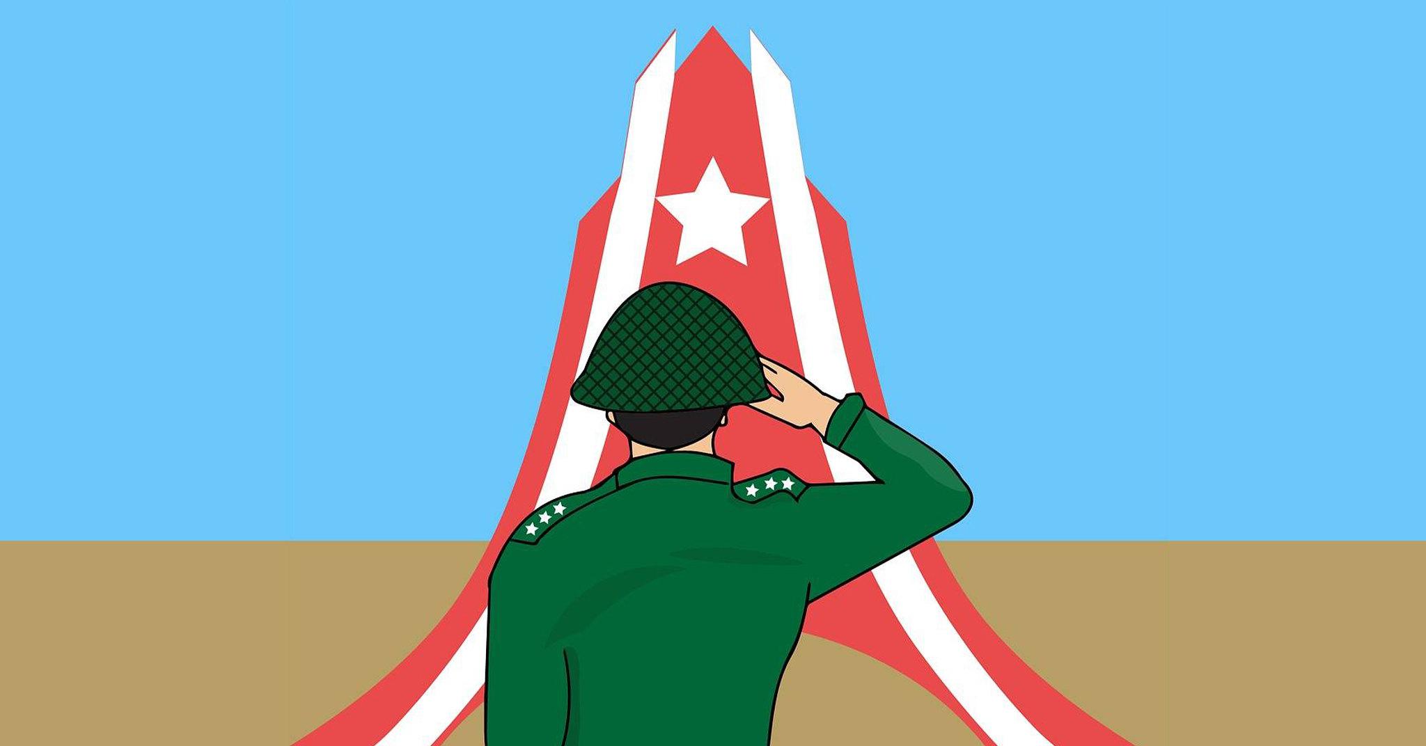 หรือเผด็จการพม่าได้ 'เปิดประตูนรก' วิเคราะห์สถานการณ์รัฐประหารพม่าจะขยายตัวรุนแรงแค่ไหน
