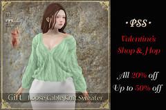 *PSS* FREE GIFT @ Valentine's Shop & Hop