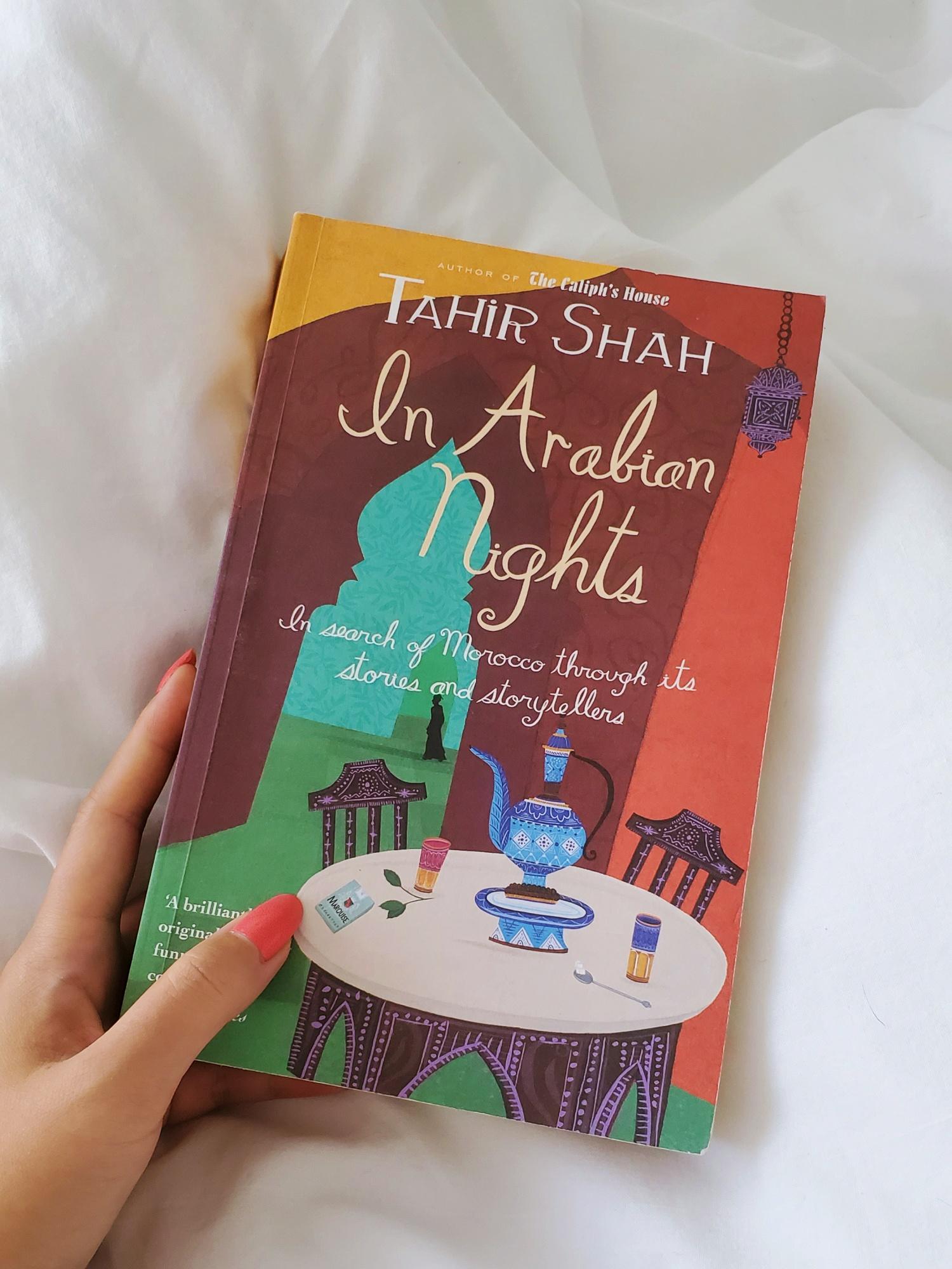 In Arabian Nights book