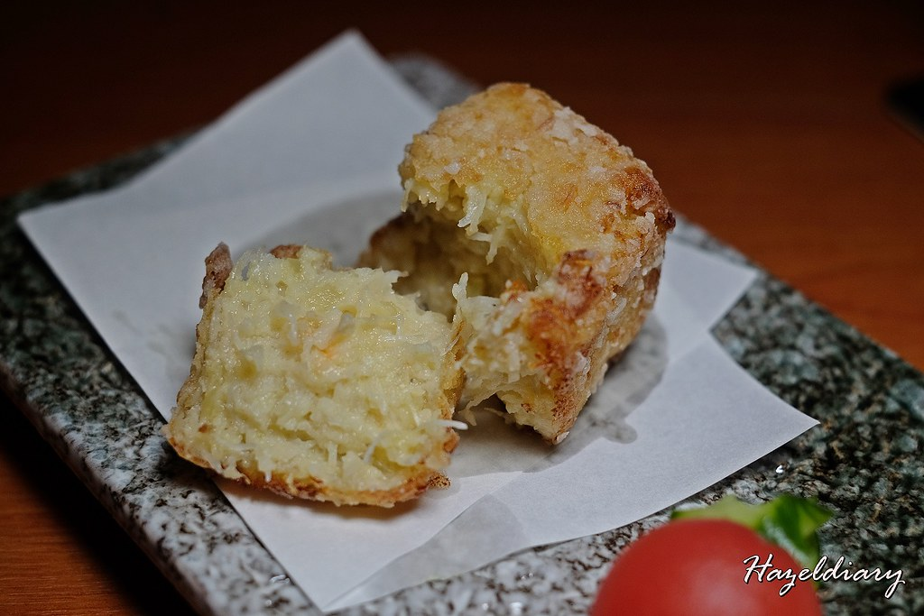 Rockon Tokyo-Deep-fried Crab Dumpling