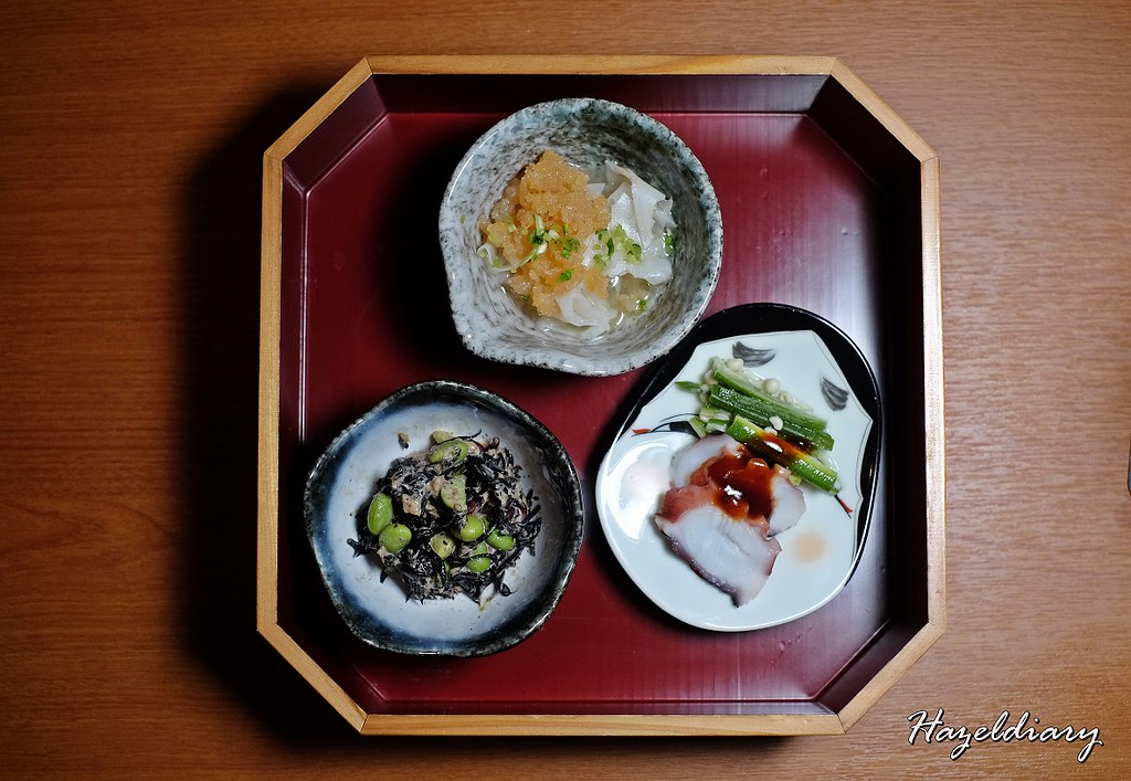 Rockon Tokyo-Assorted Obanzai