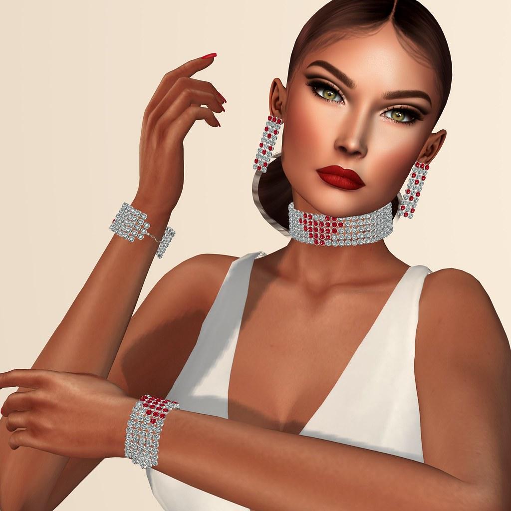 Silvia jewels Valentine Limited Edition – Fashion Dream