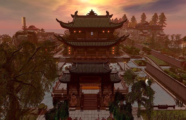 Emporers Castle - Architecture-Decor Focus/Seabrook Contest