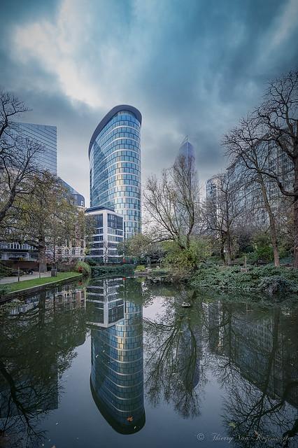 Bruxelles ( quartier Botanique )