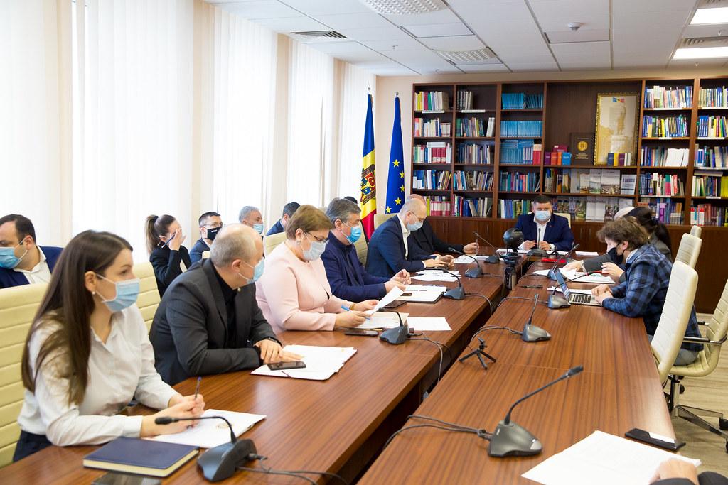 03.02.2021 Ședința Comisiei economie, buget și finanțe