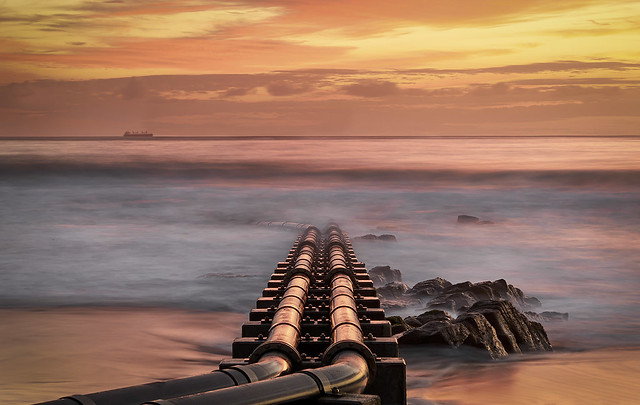 Thirroul Pipes - South Coast - NSW