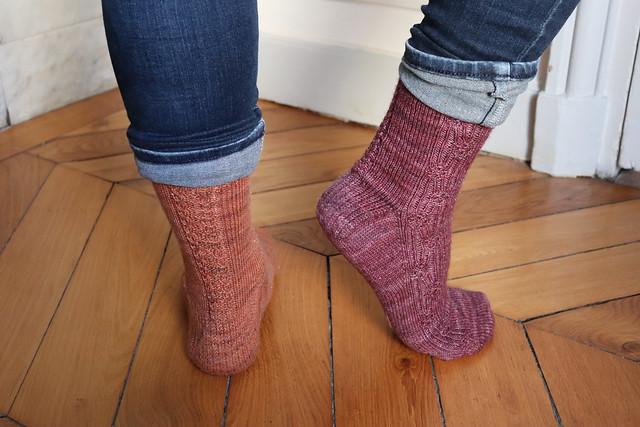 4 - Betty socks
