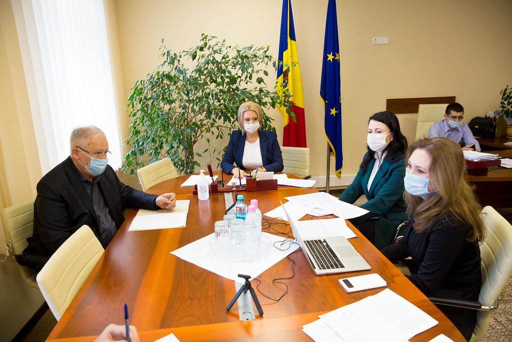 03.02.2021 Ședința Comisiei politică externă și integrare europeană