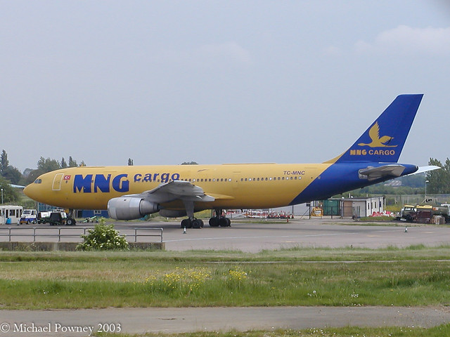 TC-MNC - 1983 build Airbus A300C4-203F, airframe last operated by AMS Airlines as 4L-ABI