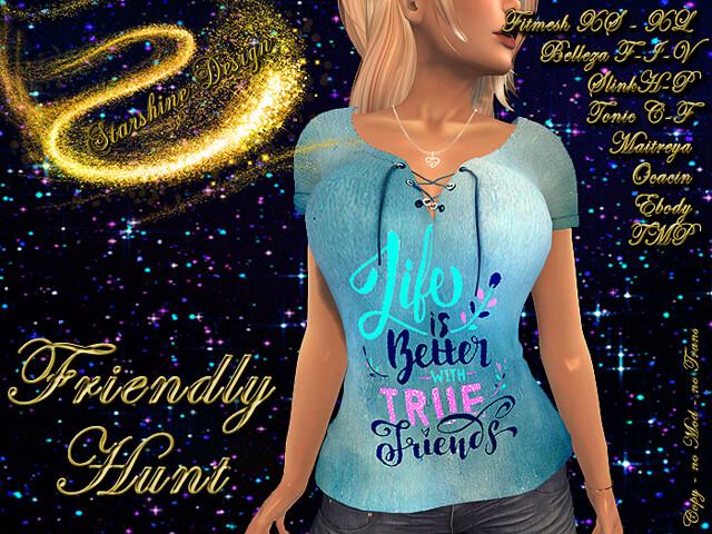 ~✯SD✯~ HF132 Shirt