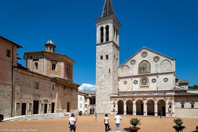 Spoleto  -Luglio 2020-