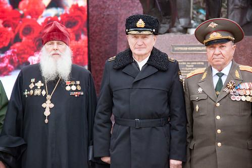 В Геленджике почтили память героев десантников-куниковцев