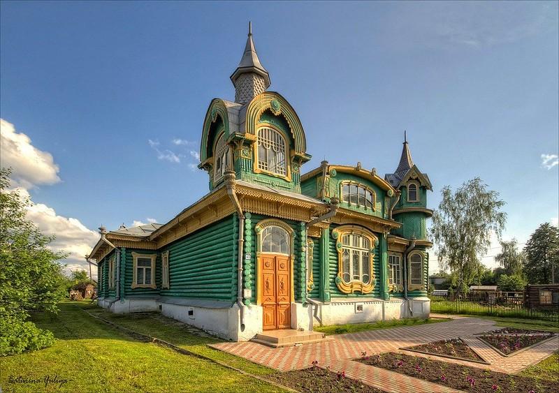 Гороховец (Владимирская губ.) Дом Шорина