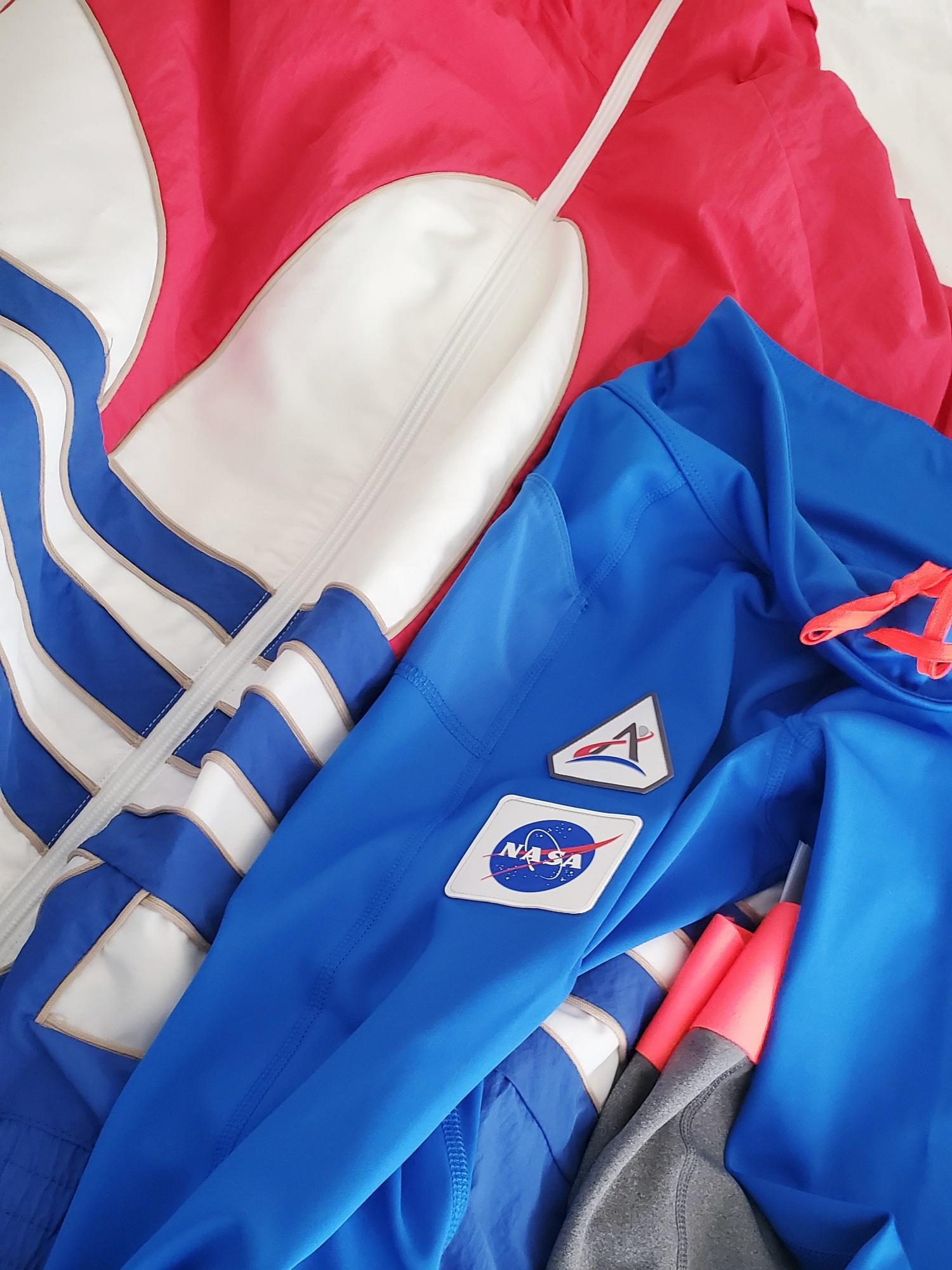 Adidas NASA