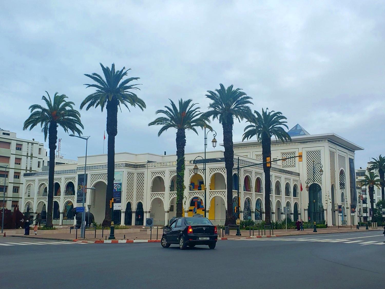 Rabat Modern Art Museum