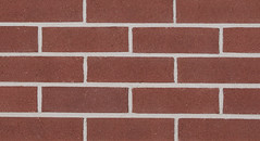 Simulated Belcrest 700 Sanded Velour Texture red Brick